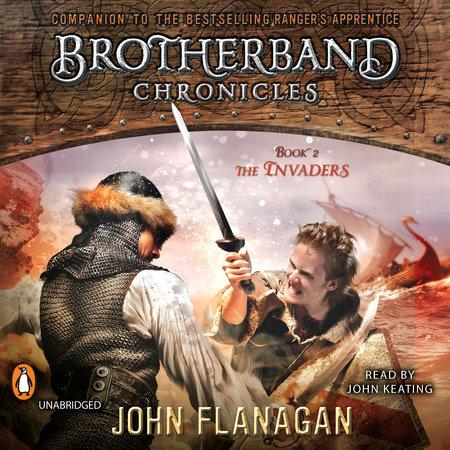 The Invaders by John Flanagan