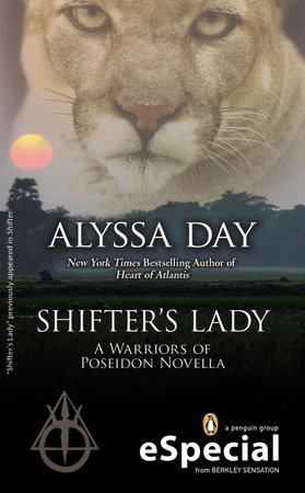 Shifter's Lady by Alyssa Day