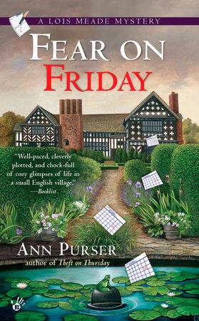Fear on Friday by Ann Purser