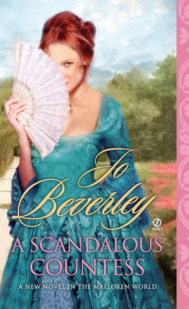 A Scandalous Countess by Jo Beverley