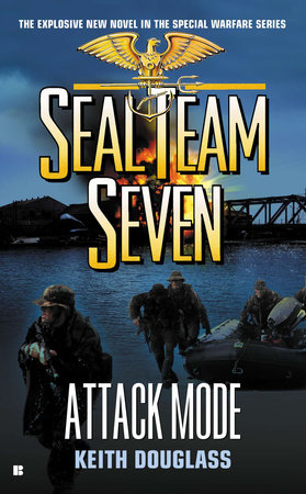 Seal Team Seven #20 by Keith Douglass