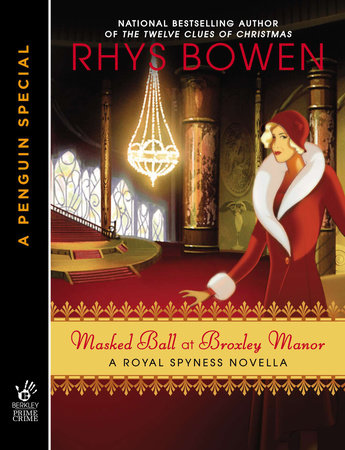 Masked Ball at Broxley Manor by Rhys Bowen
