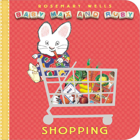 Shopping by Rosemary Wells