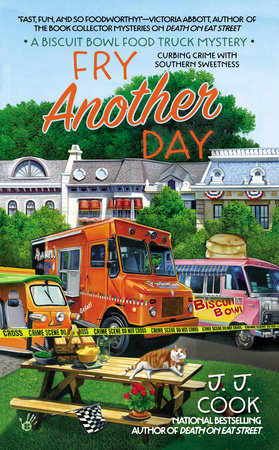 Fry Another Day by J. J. Cook