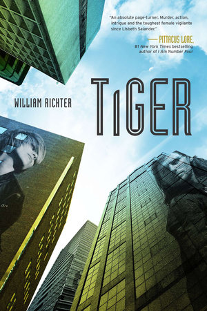 Tiger by William Richter