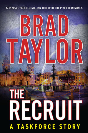 The Recruit by Brad Taylor