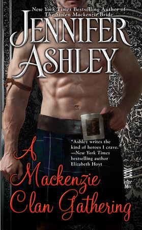 A Mackenzie Clan Gathering by Jennifer Ashley