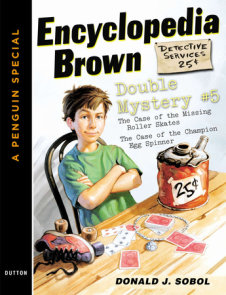 Encyclopedia Brown Double Mystery #5
