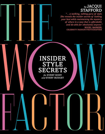 The Wow Factor by Jacqui Stafford