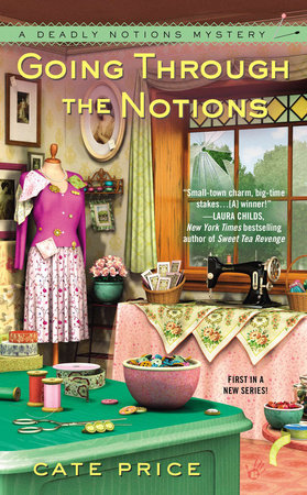 Going Through the Notions by Cate Price