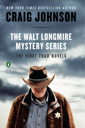 The Walt Longmire Mystery Series Boxed Set Volume 1-4 by Craig Johnson