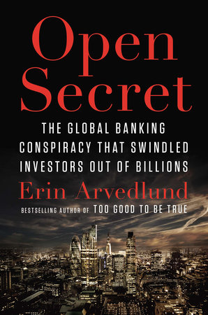 Open Secret by Erin Arvedlund
