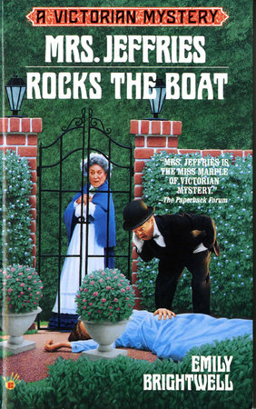 Mrs. Jeffries Rocks the Boat by Emily Brightwell