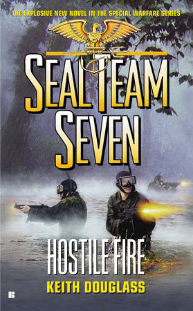 Seal Team Seven #21 by Keith Douglass