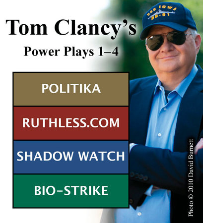 Tom Clancy's Power Plays 1 - 4 by Tom Clancy