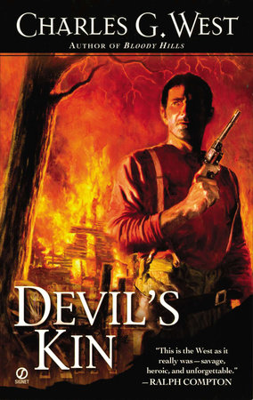 Devil's Kin by Charles G. West