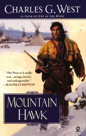 Mountain Hawk by Charles G. West