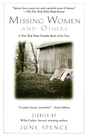 Missing women & others by June Spence