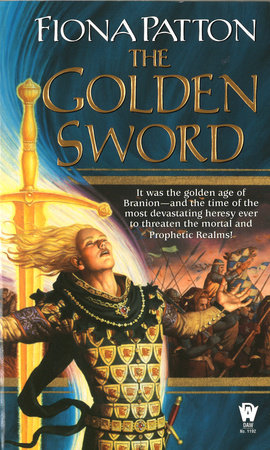 The Golden Sword by Fiona Patton