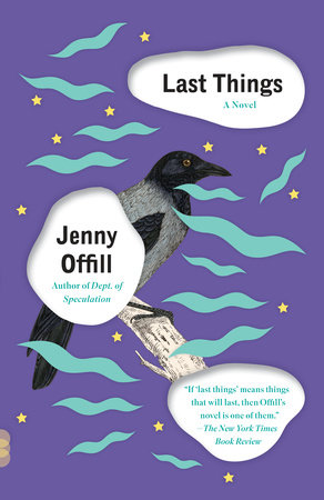 Last Things by Jenny Offill