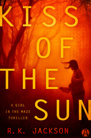 Kiss of the Sun by R.K. Jackson