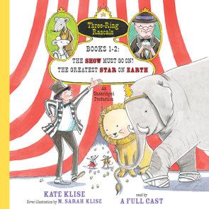Three-Ring Rascals, Books 1-2