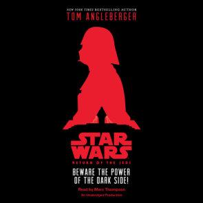 Star Wars: Return of the Jedi Beware the Power of the Dark Side!