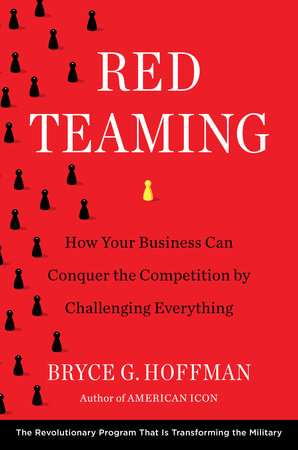 Red Teaming by Bryce G. Hoffman