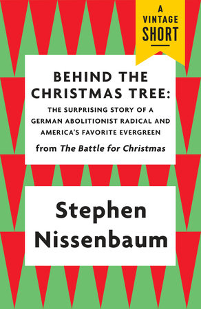 Behind the Christmas Tree by Stephen Nissenbaum