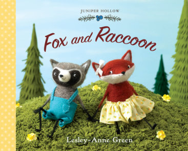 Fox and Raccoon