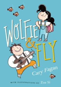 Wolfie and Fly