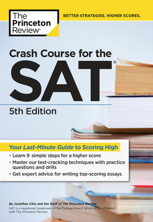 Crash Course for the SAT, 5th Edition by The Princeton Review
