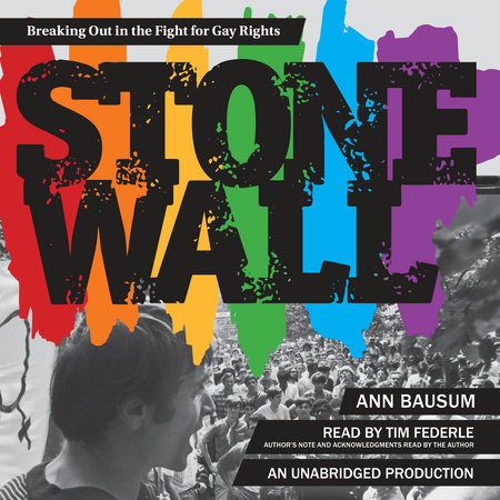 Stonewall by Ann Bausum