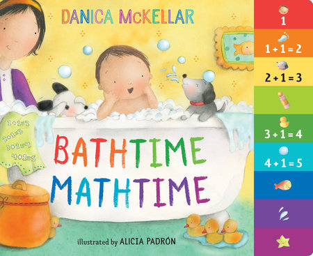Bathtime Mathtime by Danica McKellar