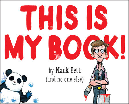 This is My Book! by Mark Pett