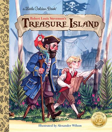 Treasure Island by Dennis R. Shealy and Robert Louis Stevenson