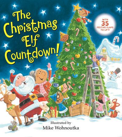 The Christmas Elf Countdown! by Random House