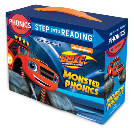 Monster Phonics (Blaze and the Monster Machines) by Jennifer Liberts