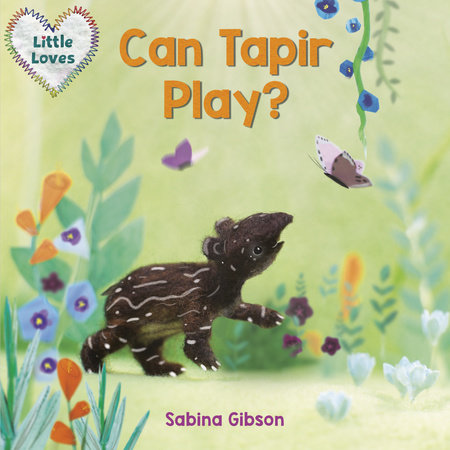 Can Tapir Play? (Little Loves) by Sabina Gibson