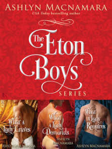 The Eton Boys Series 3-Book Bundle