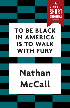 To Be Black in America Is to Walk with Fury by Nathan McCall