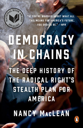 Democracy in Chains by Nancy MacLean