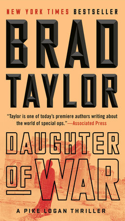 Daughter of War by Brad Taylor