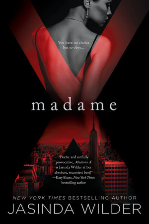Madame X by Jasinda Wilder