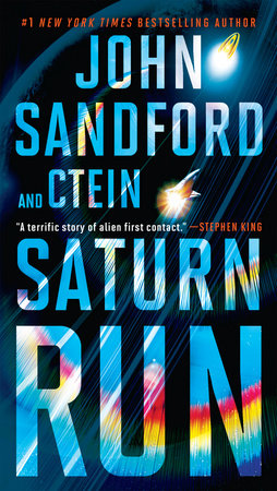 Saturn Run by John Sandford and Ctein
