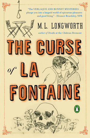 The Curse of La Fontaine by M. L. Longworth