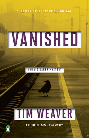 Vanished by Tim Weaver