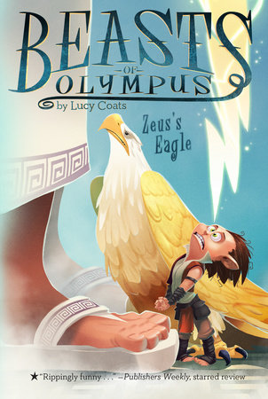 Zeus's Eagle #6 by Lucy Coats
