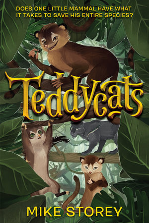 Teddycats by Mike Storey