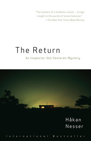 The Return by Hakan Nesser